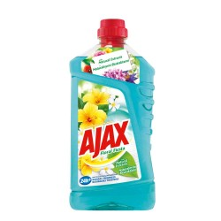Ajax pナZn uniwersalny do mycia Floral Fiesta 1 litr, kwiaty laguny