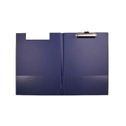 PodkナBdka do pisania Biurfol z okナBdkト� A5, niebieska