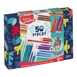 Maped Creativ zestaw artystyczny do malowania 50 elementテウw