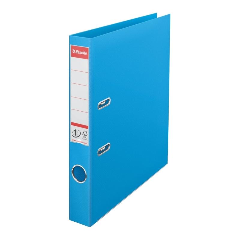 Segregator Esselte No.1 Power A4 50mm jasny niebieski