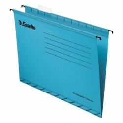Teczka zawieszana A4 Esselte Pendaflex Standard niebieski