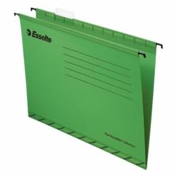 Teczka zawieszana A4 Esselte Pendaflex Standard zielony