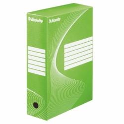 Pudło archiwizacyjne Esselte Boxy 100 mm zielone