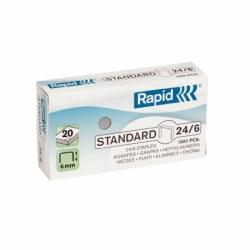 Zszywki Rapid Standard 24/6, 1000 szt.