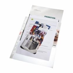 Koszulki groszkowa Esselte A4 Maxi A4+, 120mic, opak 25 szt