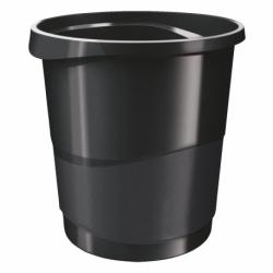 Kosz na śmieci Europost Vivida, 14 litrów czarny
