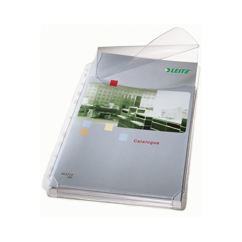 Koszulka groszkowa na katalogi A4 Leitz 5 szt., grubość 170mic