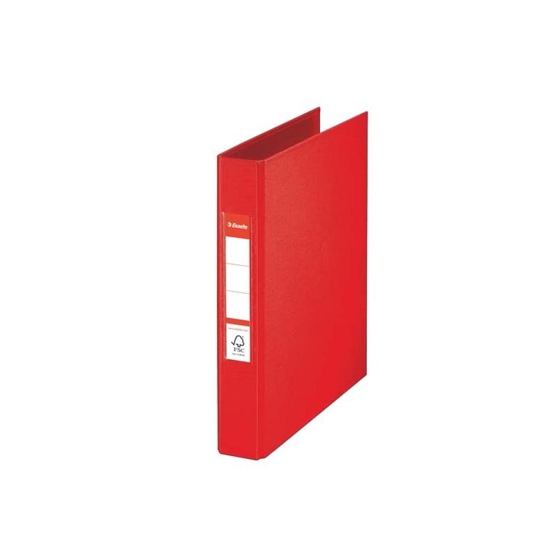 Segregator 2-ringowy Esselte Vivida A5/35mm czerwony