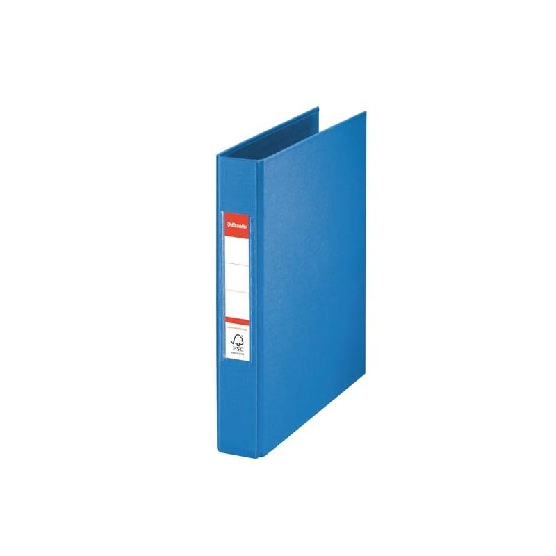 Segregator 2-ringowy Esselte Vivida A5/35mm niebieski