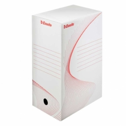 Pudło archiwizacyjne Esselte Boxy białe 150 mm