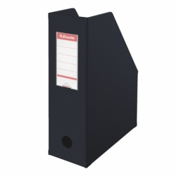 Pojemnik składany A4 Esselte, grzbiet 100 mm czarny