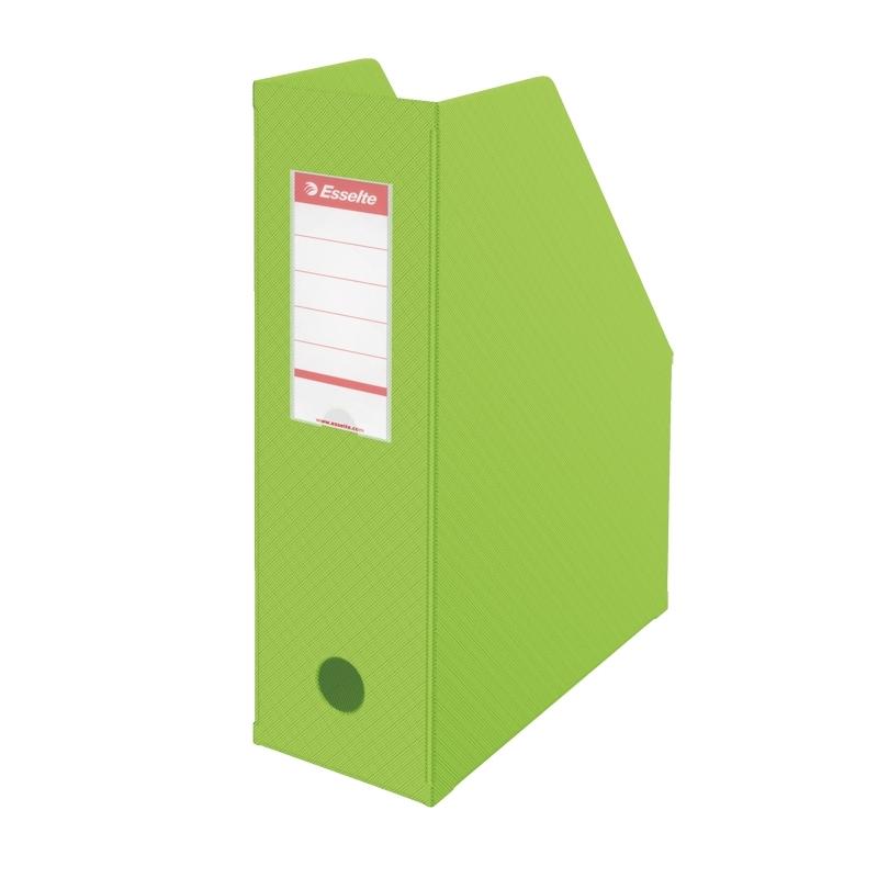 Pojemnik składany A4 Esselte, grzbiet 100 mm zielony