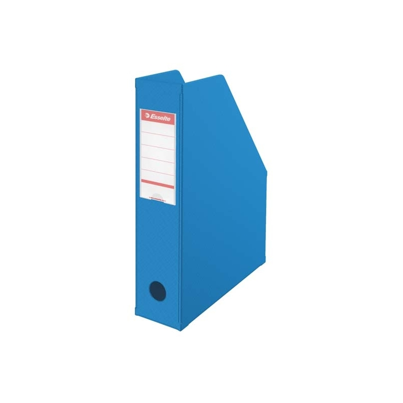 Pojemnik skナBdany A4 Esselte 70 mm niebieski