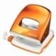 Dziurkacz Leitz 5008 metalowy, 30 kartek metaliczny pomaraナ�czowy