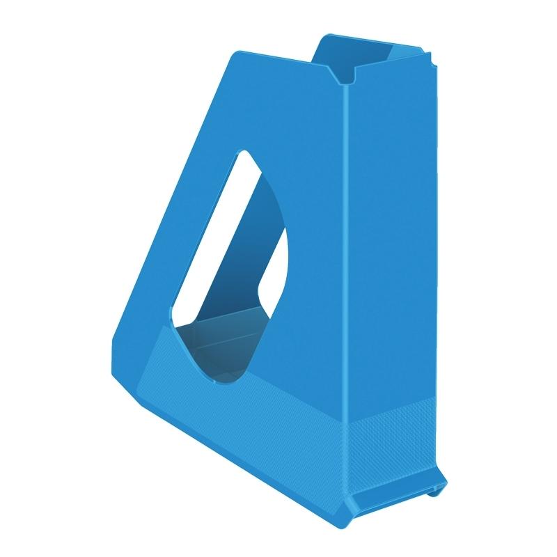 Pojemnik na dokumenty A4 Europost Vivida niebieski