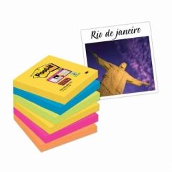Karteczki samoprzylepne Post-it Super Sticky 76x76mm