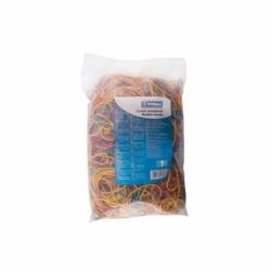 Gumki recepturki Donau mix kolorテウw, opak.0,5 kg