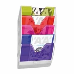 Zestaw naścienny CEP ReCaption 5 półek kolorowy