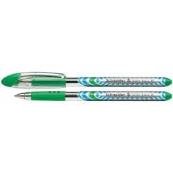 Długopis Schneider Slider Basic zielony