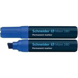 Marker permanentny Schneider Maxx 280 niebieski