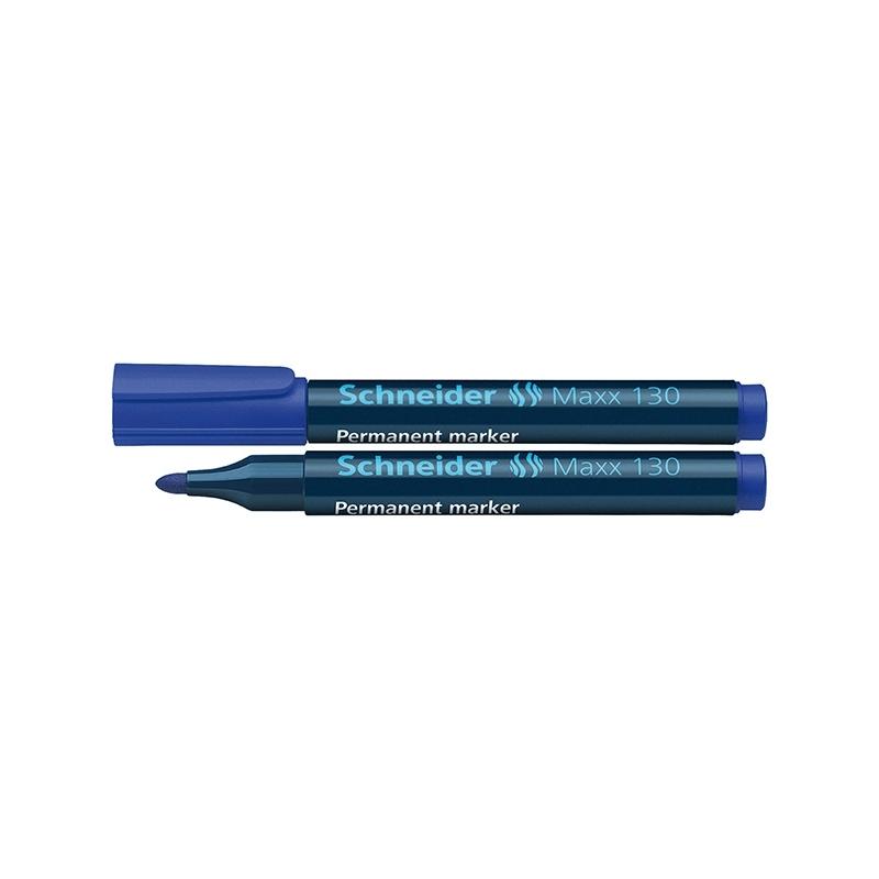Marker permanentny Schneider 130 niebieski