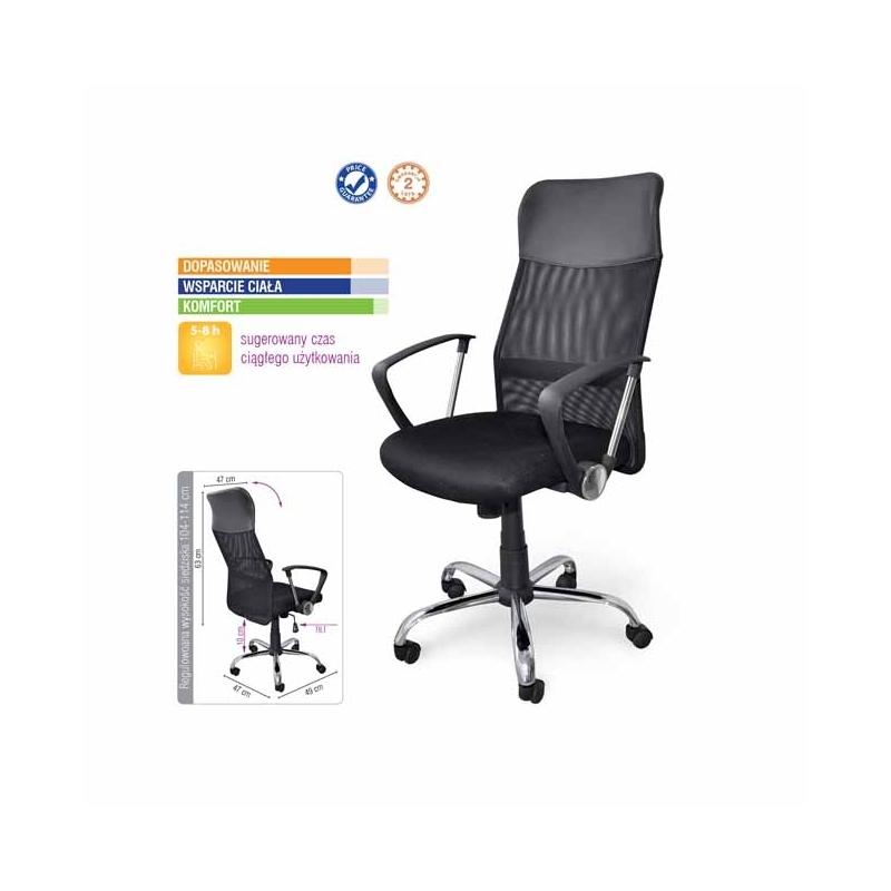 Fotel biurowy CORFU