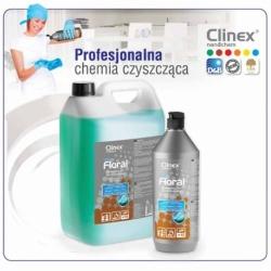Płyn uniwersalny do mycia podłóg CLINEX Floral Ocean 5 litrów