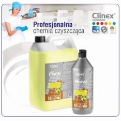 Płyn uniwersalny do mycia podłóg CLINEX Floral Citro 5 litrów
