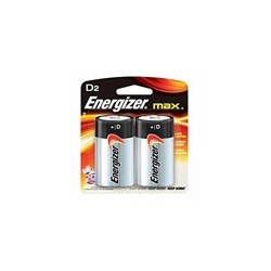 Baterie Energizer Maximum LR20, 1,5V, blister 2 szt.