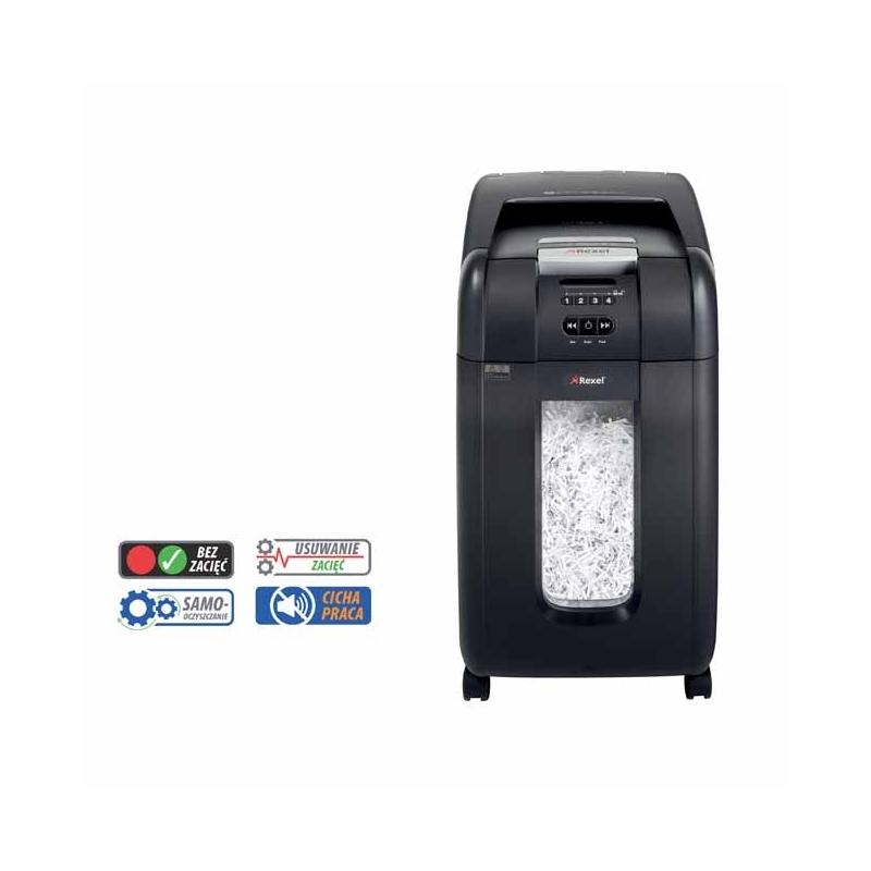 Niszczarka automatyczna Rexel Auto+ 300X