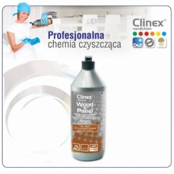 Płyn do mycia drewnianych podłóg i paneli CLINEX Wood&Panel 1 L