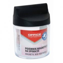Pojemnik magnetyczny na spinacze Office Products bez spinaczy