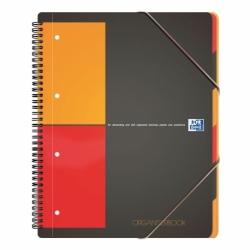 Kołonotatnik Oxford Organiserbook A4+/80k linia