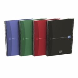 Skorowidz Oxford Essentials A4/72k, twarda okładka