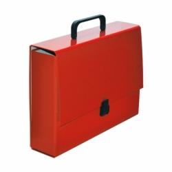 Teczka z rączką A4 VauPe Classic II czerwona