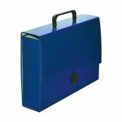 Teczka z rączką A4 VauPe Classic II niebieska