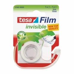 Taśma klejąca invisible Tesa z dyspenserem 19mm x 10m