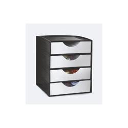 Moduł z szufladkami 4 poziomy