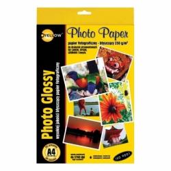 Papier fotograficzny Yellow One A4, 20 ark., 230 g/m2, błyszczący