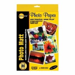 Papier fotograficzny Yellow One A4, 50 ark., 190 g/m2, matowy