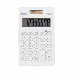Kalkulator Toor TR-252 biały