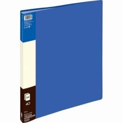 Album ofertowy A4 Grand 40 koszulek niebieski
