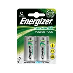 Akumulatorki Energizer Power Plus HR14, 1,2V, 2500mAh, opak. 2 szt.