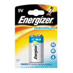 Baterie Energizer Maximum 6LR61, 9V