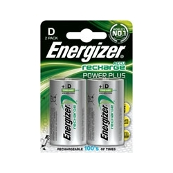 Akumulatorki Energizer Power Plus HR20, 1,2V, 2500mAh, opak. 2 szt.