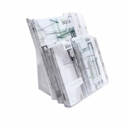 Półka na dokumenty Durable Combiboxx 5 półek (A4 i 1/3A4)