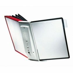 System prezentacyjny SHERPA z uchwytem ściennym 10 paneli - szare, czarne