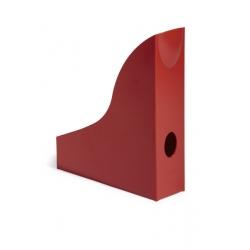 Pojemnik na katalogi A4 Durable Basic czerwony
