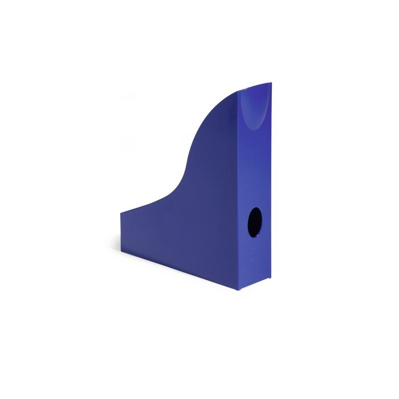 Pojemnik na katalogi A4 Durable Basic niebieski