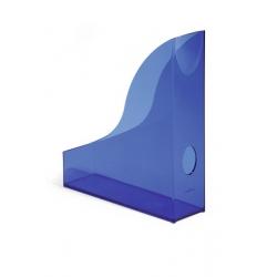 Pojemnik na katalogi A4 Durable Basic niebieski-przezroczysty